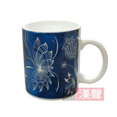 貴州蠟染杯—花草杯